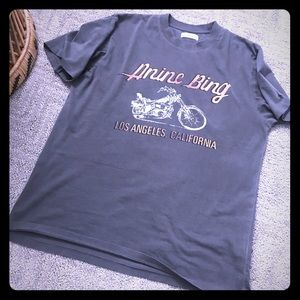 New with detached tags Anine Bing tee